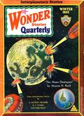 Wonder Stories Quarterly (1930-1933 Stellar Publishing) Pulp Vol. 3 #2