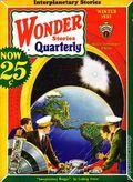 Wonder Stories Quarterly (1930-1933 Stellar Publishing) Pulp Vol. 4 #2