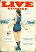 Live Stories (1914-1926 Clayton) Pulp Vol. 39 #2