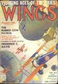 Wings (1928-1953 Fiction House) Pulp Vol. 4 #8