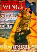 Wings (1928-1953 Fiction House) Pulp Vol. 10 #11