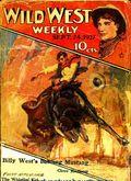 Wild West Weekly (1927-1943 Street & Smith) Pulp Vol. 27 #1