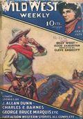 Wild West Weekly (1927-1943 Street & Smith) Pulp Vol. 29 #4