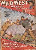 Wild West Weekly (1927-1943 Street & Smith) Pulp Vol. 35 #1