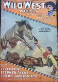 Wild West Weekly (1927-1943 Street & Smith) Pulp Vol. 35 #2