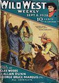 Wild West Weekly (1927-1943 Street & Smith) Pulp Vol. 35 #3
