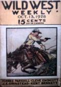 Wild West Weekly (1927-1943 Street & Smith) Pulp Vol. 36 #2