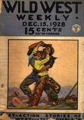 Wild West Weekly (1927-1943 Street & Smith) Pulp Vol. 37 #5