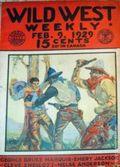 Wild West Weekly (1927-1943 Street & Smith) Pulp Vol. 39 #1