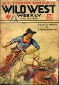 Wild West Weekly (1927-1943 Street & Smith) Pulp Vol. 42 #3