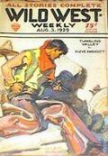 Wild West Weekly (1927-1943 Street & Smith) Pulp Vol. 43 #2