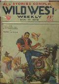 Wild West Weekly (1927-1943 Street & Smith) Pulp Vol. 43 #3