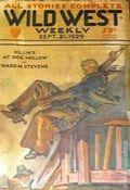 Wild West Weekly (1927-1943 Street & Smith) Pulp Vol. 44 #3