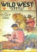 Wild West Weekly (1927-1943 Street & Smith) Pulp Vol. 44 #5