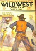 Wild West Weekly (1927-1943 Street & Smith) Pulp Vol. 45 #4