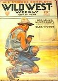 Wild West Weekly (1927-1943 Street & Smith) Pulp Vol. 45 #5