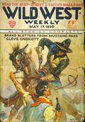 Wild West Weekly (1927-1943 Street & Smith) Pulp Vol. 50 #1