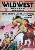 Wild West Weekly (1927-1943 Street & Smith) Pulp Vol. 51 #6