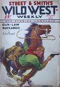 Wild West Weekly (1927-1943 Street & Smith) Pulp Vol. 64 #4