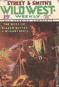 Wild West Weekly (1927-1943 Street & Smith) Pulp Vol. 77 #5