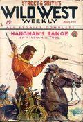 Wild West Weekly (1927-1943 Street & Smith) Pulp Vol. 83 #2