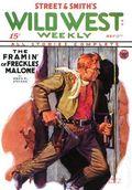 Wild West Weekly (1927-1943 Street & Smith) Pulp Vol. 84 #5