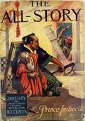 All-Story Weekly (1905-1920 Frank A. Munsey) Pulp Vol. 22 #1