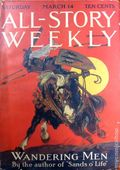 All-Story Weekly (1905-1920 Frank A. Munsey) Pulp Vol. 29 #2