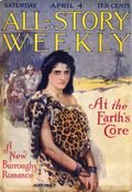 All-Story Weekly (1905-1920 Frank A. Munsey) Pulp Vol. 30 #1