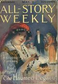 All-Story Weekly (1905-1920 Frank A. Munsey) Pulp Vol. 31 #1