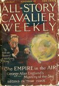 All-Story Weekly (1905-1920 Frank A. Munsey) Pulp Vol. 38 #3
