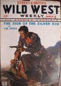 Wild West Weekly (1927-1943 Street & Smith) Pulp Vol. 92 #1