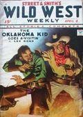 Wild West Weekly (1927-1943 Street & Smith) Pulp Vol. 92 #4