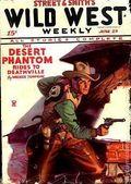 Wild West Weekly (1927-1943 Street & Smith) Pulp Vol. 94 #4