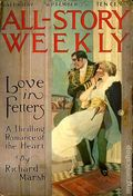 All-Story Weekly (1905-1920 Frank A. Munsey) Pulp Vol. 49 #4