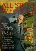 All-Story Weekly (1905-1920 Frank A. Munsey) Pulp Vol. 50 #4