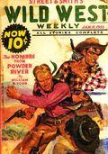 Wild West Weekly (1927-1943 Street & Smith) Pulp Vol. 99 #2