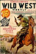Wild West Weekly (1927-1943 Street & Smith) Pulp Vol. 99 #4