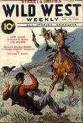 Wild West Weekly (1927-1943 Street & Smith) Pulp Vol. 100 #1