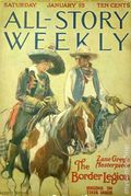 All-Story Weekly (1905-1920 Frank A. Munsey) Pulp Vol. 53 #4