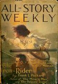 All-Story Weekly (1905-1920 Frank A. Munsey) Pulp Vol. 55 #4