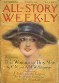 All-Story Weekly (1905-1920 Frank A. Munsey) Pulp Vol. 57 #1