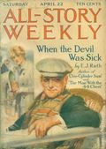 All-Story Weekly (1905-1920 Frank A. Munsey) Pulp Vol. 57 #2