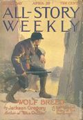 All-Story Weekly (1905-1920 Frank A. Munsey) Pulp Vol. 57 #3
