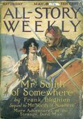 All-Story Weekly (1905-1920 Frank A. Munsey) Pulp Vol. 57 #4