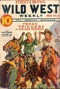 Wild West Weekly (1927-1943 Street & Smith) Pulp Vol. 106 #4