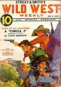Wild West Weekly (1927-1943 Street & Smith) Pulp Vol. 107 #6