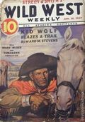 Wild West Weekly (1927-1943 Street & Smith) Pulp Vol. 108 #1