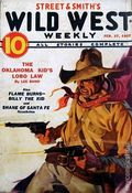 Wild West Weekly (1927-1943 Street & Smith) Pulp Vol. 109 #1