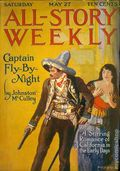 All-Story Weekly (1905-1920 Frank A. Munsey) Pulp Vol. 58 #3